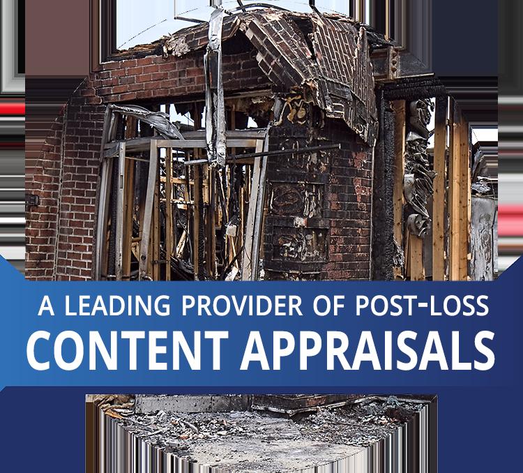 insurance content appraiser